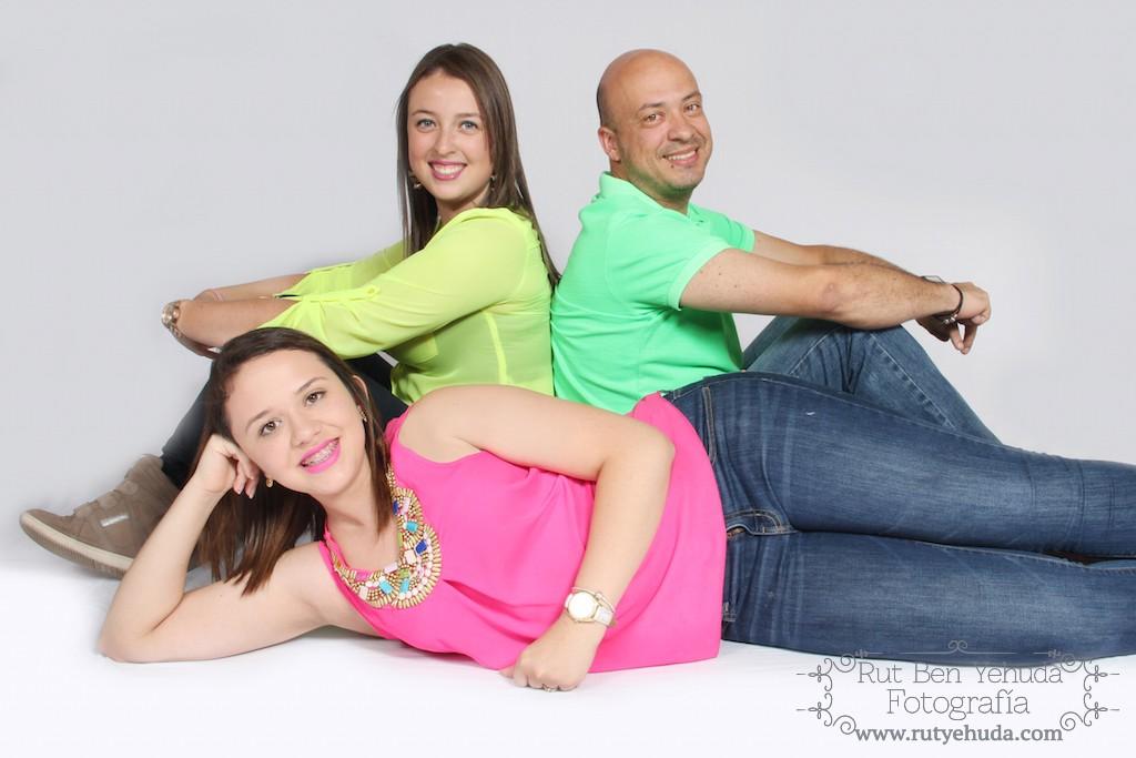 Fotografia Profesional en Costa Rica Rut Ben Yehuda / Familia